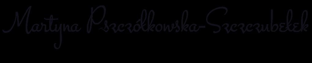 Martyna Pszczółkowska – Szczubełek │ Fizjoterapeutka